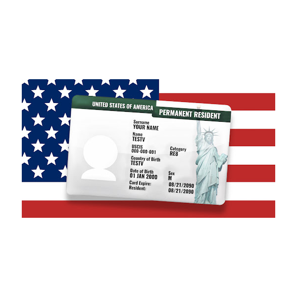 Грин-карта, лотерея Green Card